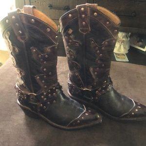 Bedstu cowboys boots.